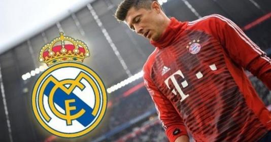 Lewandowski từng từ chối Real dù đã được soạn sẵn hợp đồng | Bóng Đá