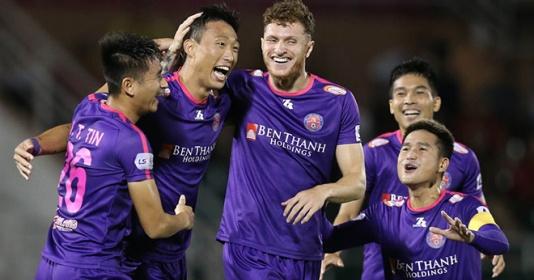 Nếu V-League hủy, cũng không thể trao cúp cho Sài Gòn FC   Bóng Đá