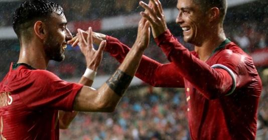 Từ CR7 đến Bruno: Đội hình ''bá đạo'' của Sporting nếu không bán trụ cột   Bóng Đá