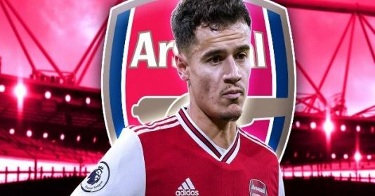 Barca nhiệt tình giúp sức, Arsenal sắp có được Coutinho?