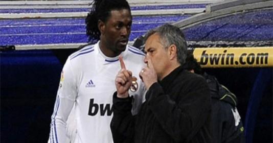 Adebayor khen ngợi Jose Mourinho  | Bóng Đá