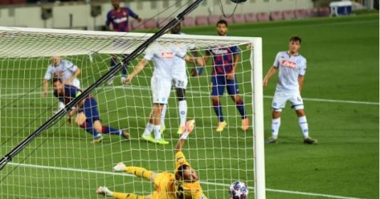 Messi bùng cháy, Barca nhấn chìm đối thủ tại Camp Nou   Bóng Đá