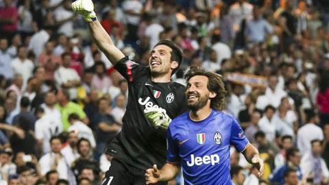 Pirlo - Buffon và những người đồng đội cũ trở thành thầy trò
