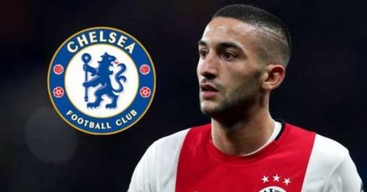 Ferdinand so sánh Ziyech với sao Man City | Bóng Đá