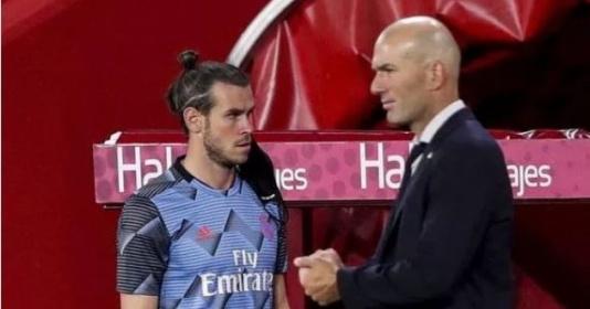 Bị Zidane bỏ rơi, Bale ra quyết định gây sốc | Bóng Đá