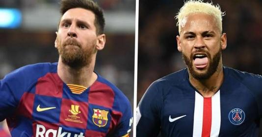 Neymar tái hiện Lionel Messi của năm 2008 | Bóng Đá