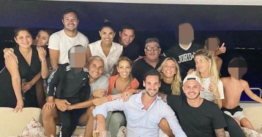 Bị nghi nhiễm COVID-19, sao PSG vẫn dự tiệc sinh nhật đồng đội | Bóng Đá