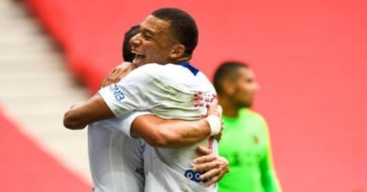 Dẹp COVID-19, Mbappe tái xuất quá biến ảo, PSG chiến thắng 3 bàn trắng   Bóng Đá