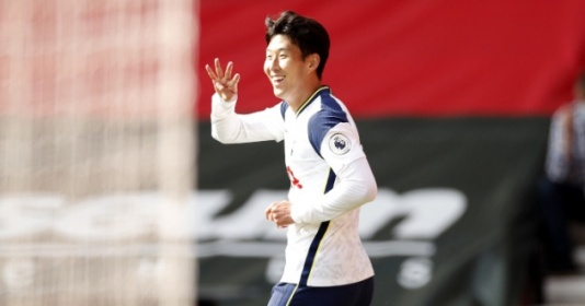 7 thống kê đáng kinh ngạc của Son Heung-min | Bóng Đá