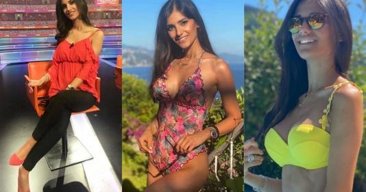 Jessica Tozzi - Mỹ nhân của các kênh thể thao Ý | Bóng Đá