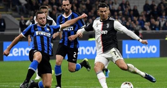 Juventus - Inter Milan: Kẻ khóc, người chẳng thể cười | Bóng Đá