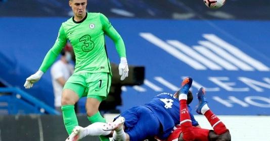 Cậu ấy cũng mắc lỗi trong tình huống Christensen nhận thẻ đỏ   Bóng Đá