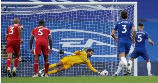TRỰC TIẾP Chelsea vs Liverpool: Thiago dự bị; Fabinho đá trung vệ | Bóng Đá