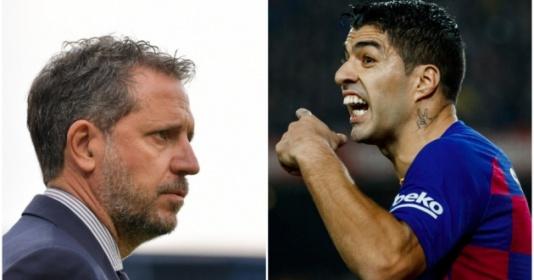 XONG! Sếp lớn Juventus lên tiếng, rõ thương vụ Suarez đến Turin | Bóng Đá