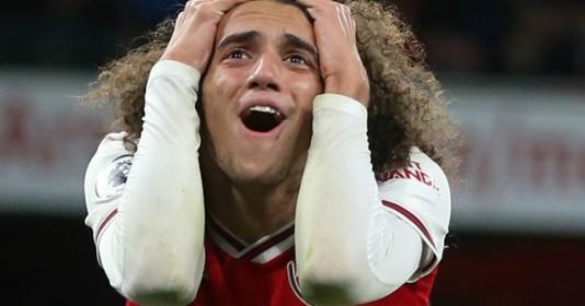 Matteo Guendouzi yêu cầu được rời khỏi Arsenal    Bóng Đá