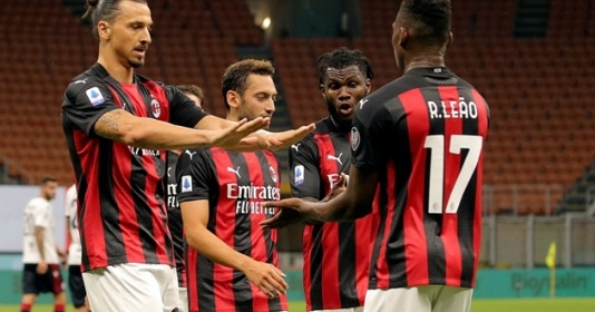 Leo Duarte nhiễm COVID-19, AC Milan toang mạnh | Bóng Đá