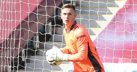 Fletcher khen ngợi Dean Henderson sau trận đấu gặp Luton Town | Bóng Đá