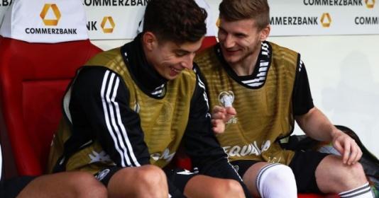 Timo Werner tiết lộ cách thuyết phục Kai Havertz gia nhập Chelsea | Bóng Đá