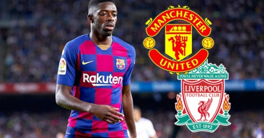 Được Man Utd và Liverpool thả thính, Dembele đã có câu trả lời | Bóng Đá