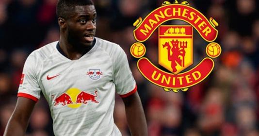 Man Utd nhận gáo nước lạnh từ Dayot Upamecano | Bóng Đá