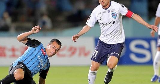 Tuổi 53, ''cây trường sinh'' Kazuyoshi Miura vẫn ra sân ở J1 League   Bóng Đá