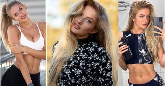 """Nữ VĐV sexy nhất thế giới khiến cầu thủ Dortmund mệt """"phờ râu"""""""
