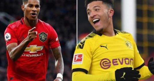 Sancho bất ngờ thả thính Rashford, CĐV Man Utd cuồng nhiệt chưa? | Bóng Đá