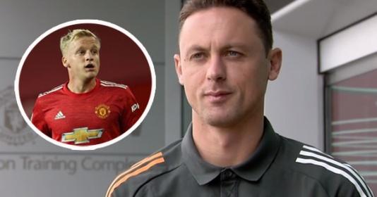 """Nemanja Matic: """"Đó là điều mà Van de Beek sẽ mang đến cho Man Utd"""""""
