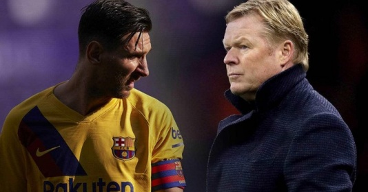 Vạch trần sự thật vụ Suarez rời Barca, Koeman nói lời tâm can về Messi