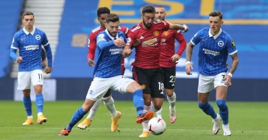 5 điểm nhấn sau trận Brighton 2-3 Man Utd: Linh hồn của Quỷ đỏ | Bóng Đá