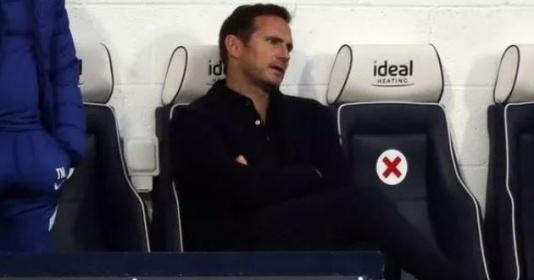 Hòa West Brom, Lampard chỉ rõ 2 cầu thủ mắc sai lầm | Bóng Đá