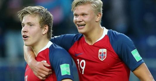 Chỉ sau 1 trận đấu, AC Milan đã quyết định mua Jens Petter Hauge   Bóng Đá