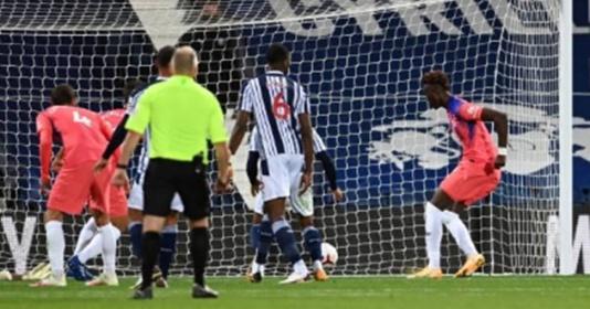 TRỰC TIẾP West Brom 3 - 3 Chelsea (KT): Chelsea giật...