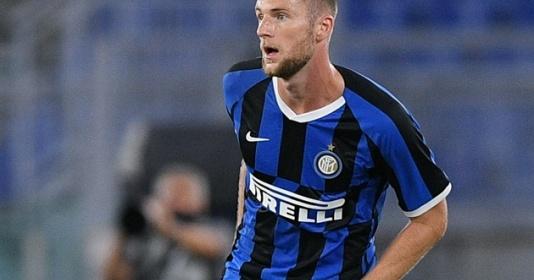 Milan Skriniar có gì hơn các trung vệ của Mourinho? | Bóng Đá