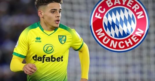 Norwich đòi Bayern Munich mức phí cao ngất ở thương vụ Max Aarons | Bóng Đá