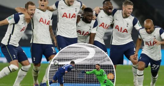 Trò cưng Lampard thất thần, Chelsea gục ngã đau đớn trước Tottenham | Bóng Đá