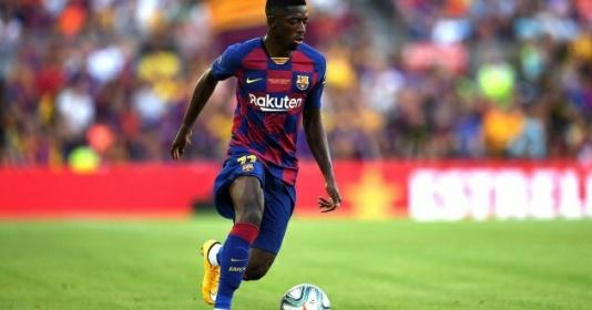 Man United chỉ muốn hỏi mượn Ousmane Dembele    Bóng Đá
