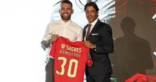 Đến Benfica, Nicolas Otamendi nói lời gan ruột | Bóng Đá