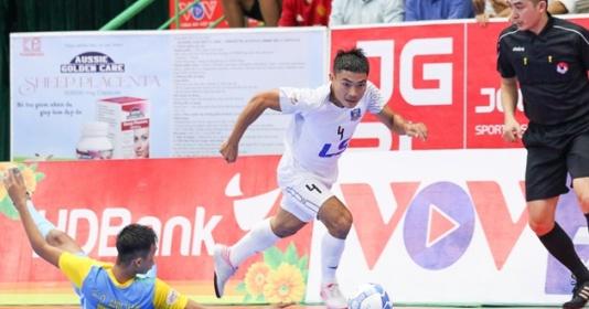Lượt 15 giải futsal VĐQG - Thái Sơn Nam vô địch trước 3 vòng đấu | Bóng Đá