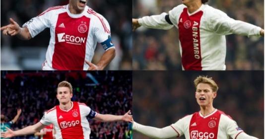 Đội hình cực khủng của Ajax nếu không bán trụ cột | Bóng Đá