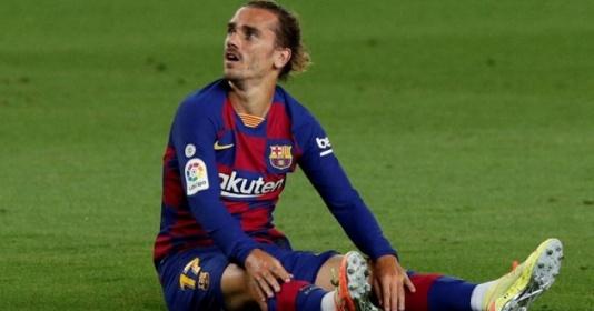Hứng bão chỉ trích, Griezmann vẫn khiến CĐV Barca phát sốt bởi nghĩa cử đẹp