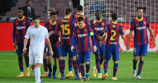 Đại thắng 5-1, Barca vẫn để lộ điểm đen chết người   Bóng Đá