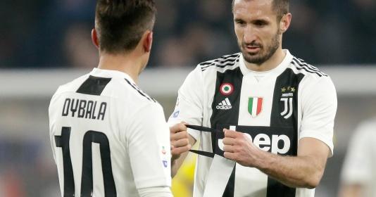 Thắng dễ Dynamo Kiev, Juventus nhận tin kém vui từ 2 trụ cột | Bóng Đá