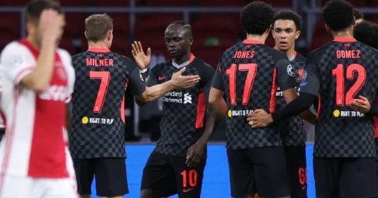 Robin van Persie: Liverpool thật sự ăn may trước Ajax Amsterdam | Bóng Đá
