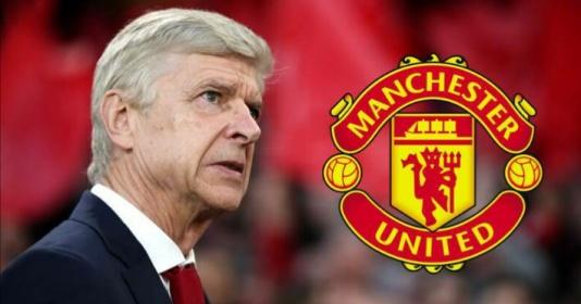 Arsene Wenger không hứng thú với việc dẫn dắt Man Utd  | Bóng Đá