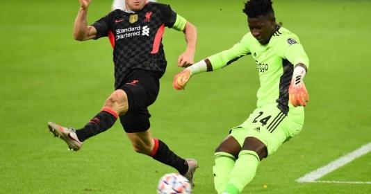 James Milner và những thống kê hoàn hảo trận Ajax | Bóng Đá