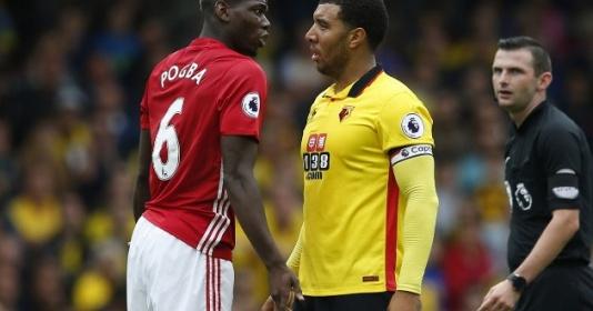 Troy Deeney chỉ ra cách giúp Man Utd sử dụng Pogba hiệu quả nhất | Bóng Đá