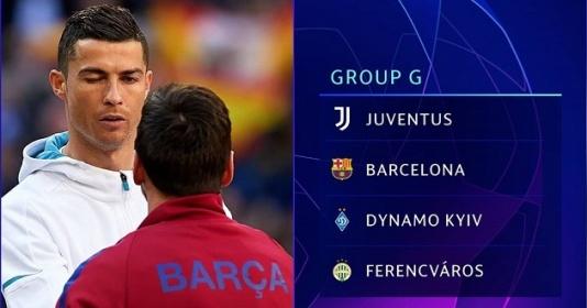 Màn đối đầu giữa Ronaldo và Messi bị trì hoãn | Bóng Đá