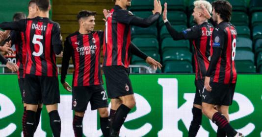 """Ibrahimovic im tiếng trong ngày AC Milan quật ngã """"đại gia"""" Scotland"""