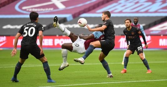 Siêu phẩm của Rooney được tái hiện, Man City sẩy chân trước West Ham | Bóng Đá